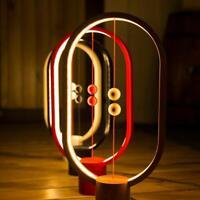Heng Balance Lamp Magnetic Switch Desk Light 48pcs LED Bulbs Indoor Decoration
