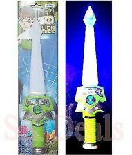 Ben 10 Alien sword  flashing light&music toys