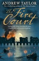 Fire Court, Hardcover by Taylor, Andrew, Brand New, Free P&P in the UK