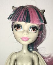 Monster High ShriekWrecked Nautical Ghouls Rochelle Goyle Nude Doll w/ Wings NEW