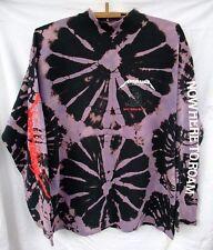 90s vintage Metallica Nowhere To Roam Don't tread On Us original tour t-shirt