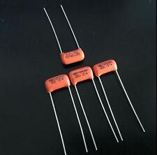 diapositive CONDENSATORE ORANGE DROP 47000pf 47nf 200vac 400vdc 5/% rm17 5 2 PCS