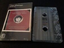 LINDA RONSTADT Greatest Hits music cassette tape album POST FREE