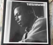 Miles Davis/John Coltrane Mosaic lp like new