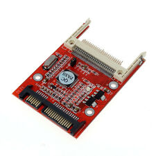 1PC CF Compact Flash Type I/II To 2.5 Inch SATA Serial Adapter Tide