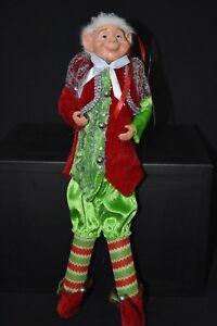 Christmas Elf Doll 44cm