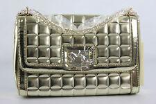 Diesel HandTasche Abendtasche Tisch WAYNNE Luxus Tragertasche Gold  UVP.279 Euro