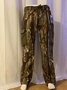 DEERHUNTED New Game Bonded Fleece pantalon chasse homme taille M (NEUF)