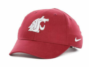 Washington State Cougars NCAA Nike Swoosh Flex Fitted Child Hat