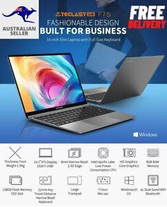 "Teclast Laptop F7S 14.1"" 1920x1080 IPS Notebook 8GB RAM 128GB ROM Laptops"