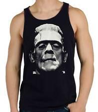 Camiseta Hombre Tirantes Franskestein I Love Monsters  sleeveless shirt man