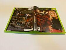 Buffy the Vampire Slayer (Microsoft Xbox, 2002) TEEN ELECTRONIC ARTS FAST SHIPP