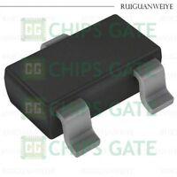 9PCS ZRC250F01TA IC VREF SHUNT 2.5V SOT23-3 Diodes