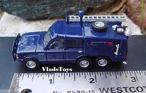 Oxford 1:76 scale  Land Rover TACR2  RAF Queen's Flight 76TAC002 USA Dealer