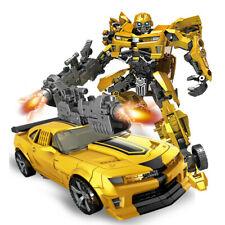 Transformer Bumblebee Roboter Flim Figur Auto Actionsfigur Spielzeug Kinder2020