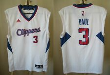 Los Angeles Clippers #3 Chris Paul Size S adidas basketball jersey shirt