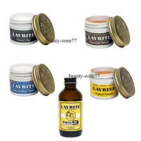 Layrite hair pomade 4.25 oz -pick your style