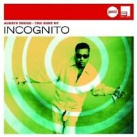 INCOGNITO - ALWAYS THERE-THE BEST (JAZZ CLUB)  CD NEW