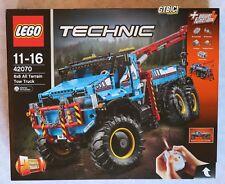 LEGO TECHNIC 6X6 ALL TERRAIN TOW TRUCK  Ref 42070  NUEVO A ESTRENAR