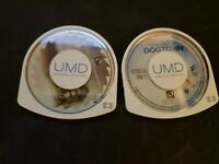 PSP UMD Lot of 2  Saw + Lords of Dogtown   Discs only