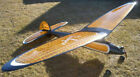 Plans for Valkyre  Old Timer Vintage Free flight Reduced to 90 inch WS