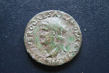 ANCIENT ROMAN NERO AS COIN 1st CENT AD 12 CAESARS