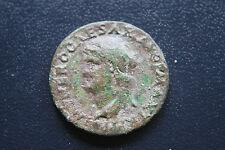 Roma Antigua Nero como moneda 1st Centavos Ad 12 Caesars