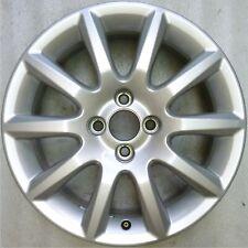 original Opel Astra H GTC Alufelge 6,5x16 ET37 13116621 1002126 10-Speichen