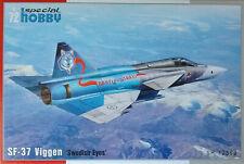 Special Hobby 1/72 SH72390 Saab SF-37  Viggen 'Swedish Eyes'  Model kit