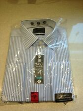 """M&S Collection shirt 16"""" collar BRAND NEW in bag"""