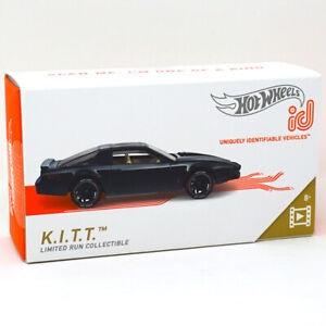Hot Wheels 2019 ID Car K.I.T.T. Knight Rider (FXB40) LIMITED RUN