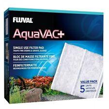 Fluval AquaVac Fine Filter Pads 5pk