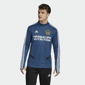 Adidas MLS LA Galaxy Training Top Navy/White DP5010