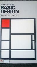 Basic Design Principles & Practice Applications Retro Vintage Art 1979 OOP Rare!