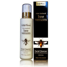 Wild Ferns New Zealand Bee Venom Facial Cleanser 120ml