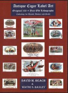 c1885 Baseball Cigar Box Label Lithographs  Original Art Images New Book