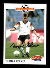 Thomas Helmer DFB Panini Action Card 1992-93 TOP +A 116738 D