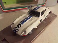 jaguar type E 24 heures du mans 1962 box dans  sa boite 4 eme