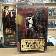 RED RIDING HOOD FIGURE TOY MCFARLANE'S MONSTERS AND TWISTED FAIRY TALES SEALED