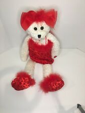 """22"""" Chantilly Lane Musicals Bear Sings """"Dream Dream Dream"""" By Everly Brothers"""