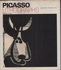 Picasso. Lithographs. Fernand Mourlot. Sauret ed. 1970. ARCH4