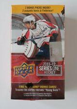 2011-12 Upper Deck Series 1 Hockey 12 Pack Blaster Box