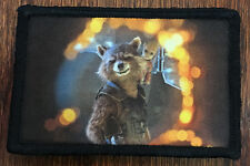 Rocket Racoon Guardians of the Galaxy Vol 2 Morale Patch Tactical Military Flag