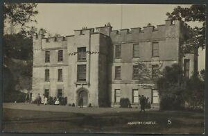 AMROTH CASTLE, PEMBROKESHIRE postcard White Star Line connection