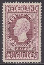 NVPH 099 2,5 Gld Jubileumzegel 1913 ongebruikt (MH)