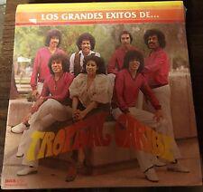 """""""Latin, Cuba, Puerto Rico"""" """"Tropical Caribe"""" """"Los Grades Exitos""""""""New  LP"""""""