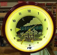 "MTH 20"" Neon Clock"