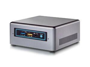 Intel Nuc Mini PC - Intel NUC7CJYH bis 2,7GHz - 240GB SSD - 8GB DDR4 - Win10Pro