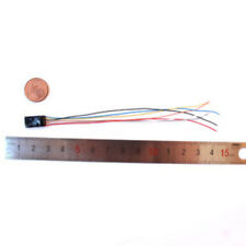 LaisDcc Decoder Chip NEM651  6 Wire + Blue Wire  Z/N Scale Part No.860010 DCC