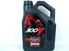 Motul 300V Road Racing 10W40 4Liter 4T Motorradöl Factory Line Rennsport 10W-40